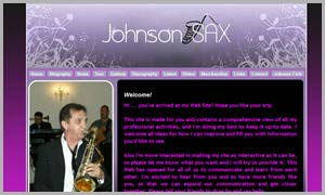 Johnson Sax